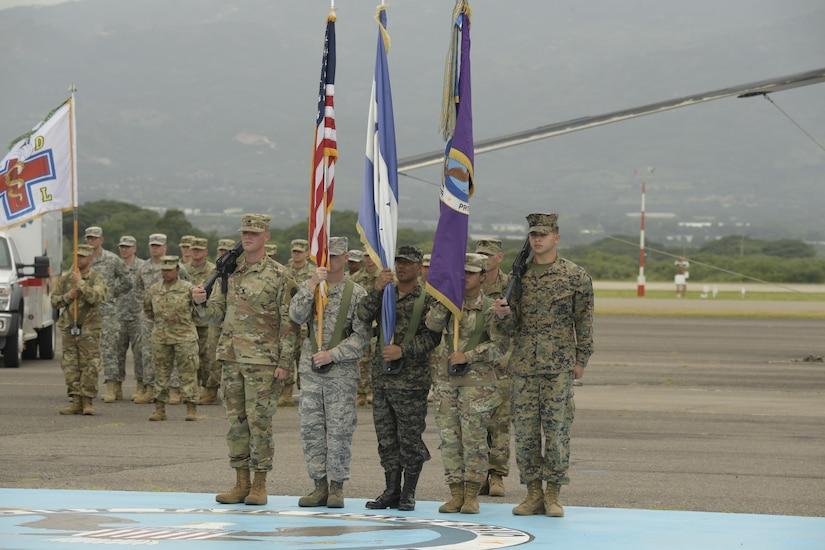 FTC-Bravo continua su legado, nuevo comandante asume el mando