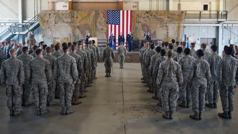 635th Materiel Maintenance Squadron Change of Command