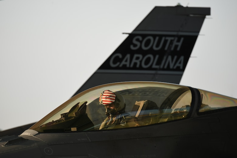 The 169th Fighter Wing deploys to Southwest Asia in support of Operation Inherent Resolve.