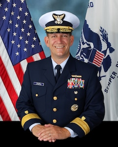 Photo of REAR ADMIRAL JOHN W. MAUGER