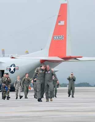 N.Y. Air Guard pilot takes'final flight' to end 33-year run