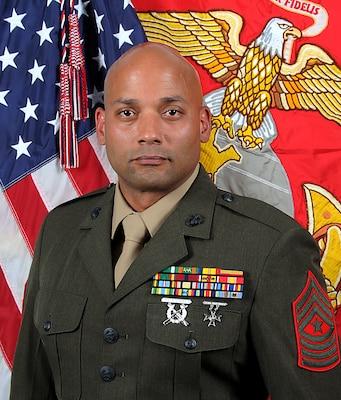 Sergeant Major, Marine Heavy Helicopter Squadron 772