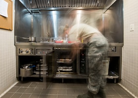 Missile chefs: making meals for the missile field