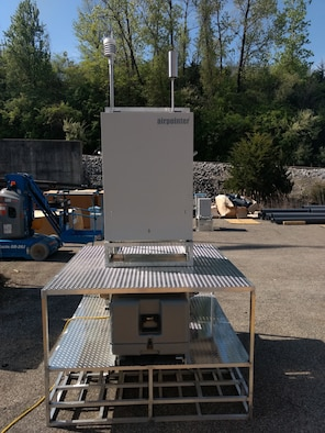 Environmental Monitoring Platform