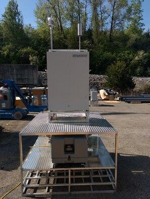 Environmental Monitoring Platform