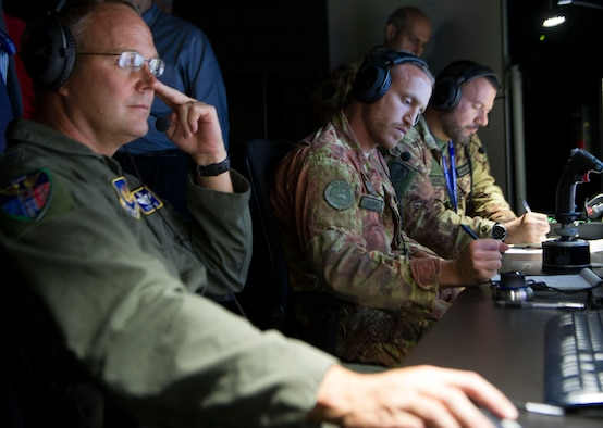 US, Italian air forces, NATO work together for exercise Spartan Alliance 18-8