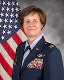 Command Photo of U.S. Air Force Colonel Bridget M. McNamara