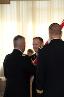 NAD colors passed to Maj. Gen. Jeffrey Milhorn