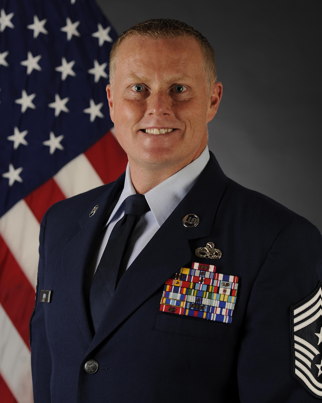 CHIEF MASTER SERGEANT JOSHUA A. HURT > Eielson Air Force