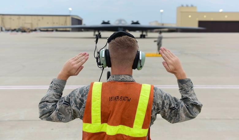 Tags: B-2; Crew Chief; incentive flight; 509th AMXS; 131st AMXS