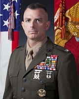 Colonel Jason S. D. Perry