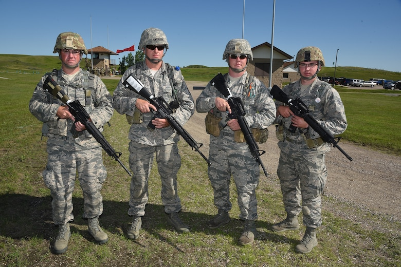 "119th Wing marksmanship ""A"" team"
