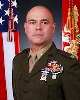 LtCol Charles Parker, LOS Commanding Officer