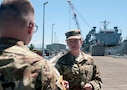 Huge role of Army Reserve harbormasters on display at Big LOTS West 18
