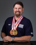 Bill Longworth, PSNS & IMF employee and decorated Warrior Games athlete. (Courtesy photo)