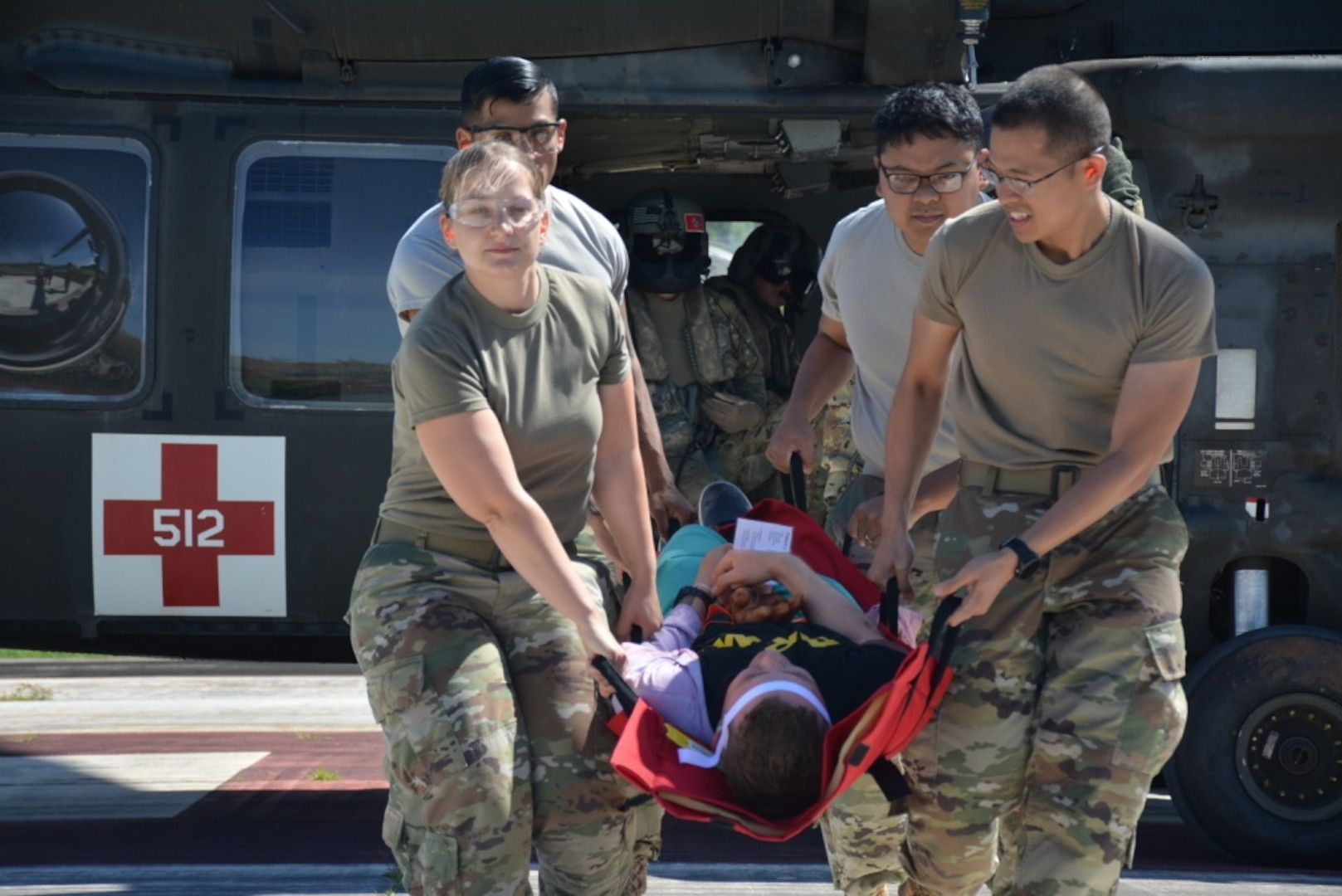 Mass Casualty Exercise Enhances Readiness at Tripler Army Medical Center