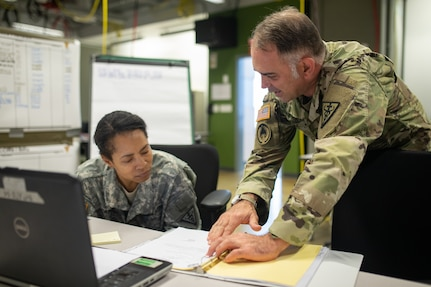 3rd Medical Command flexes forward for Mission Command excellence