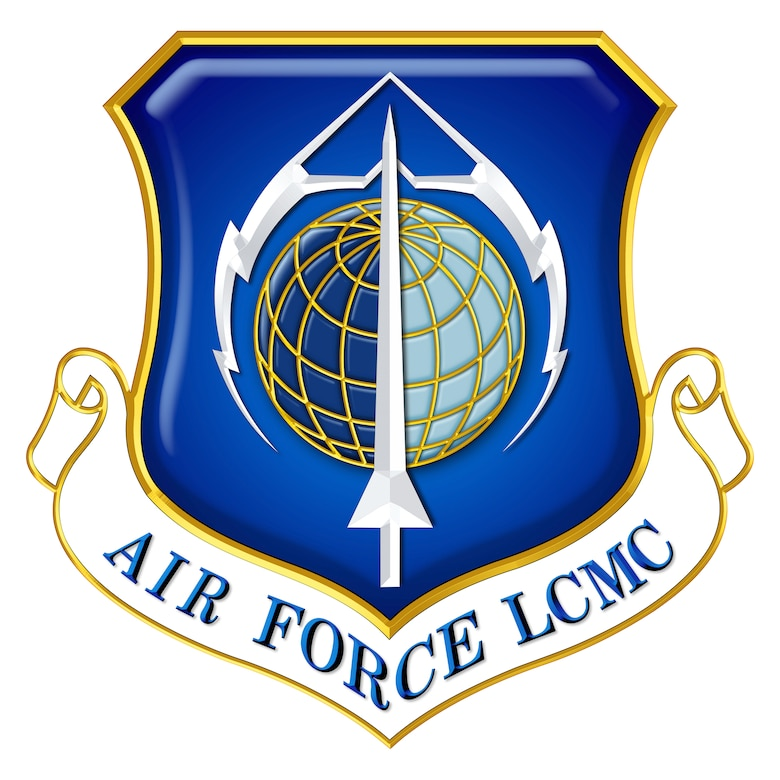 Air Force Life Cycle Management Center emblem. (U.S. Air Force graphic)
