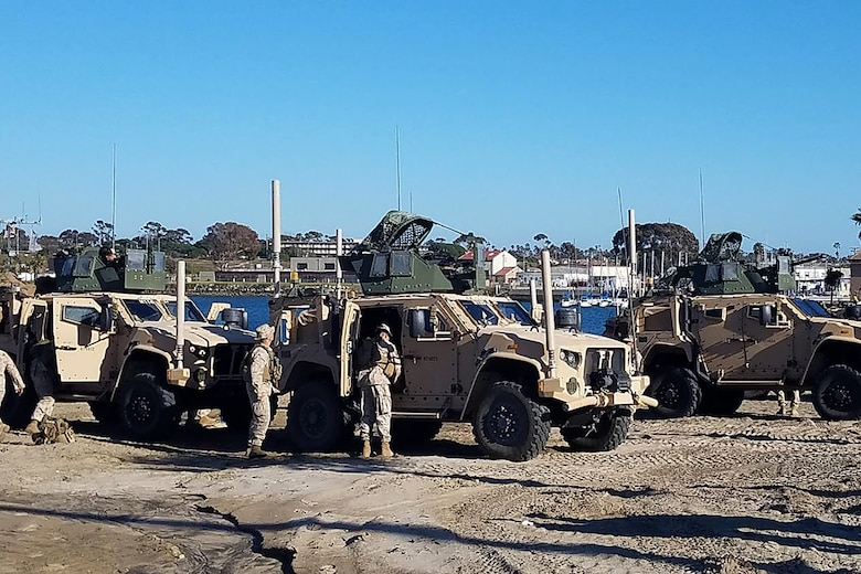 Harvested HMMWV parts will save Corps millions, increase survivability of JLTV