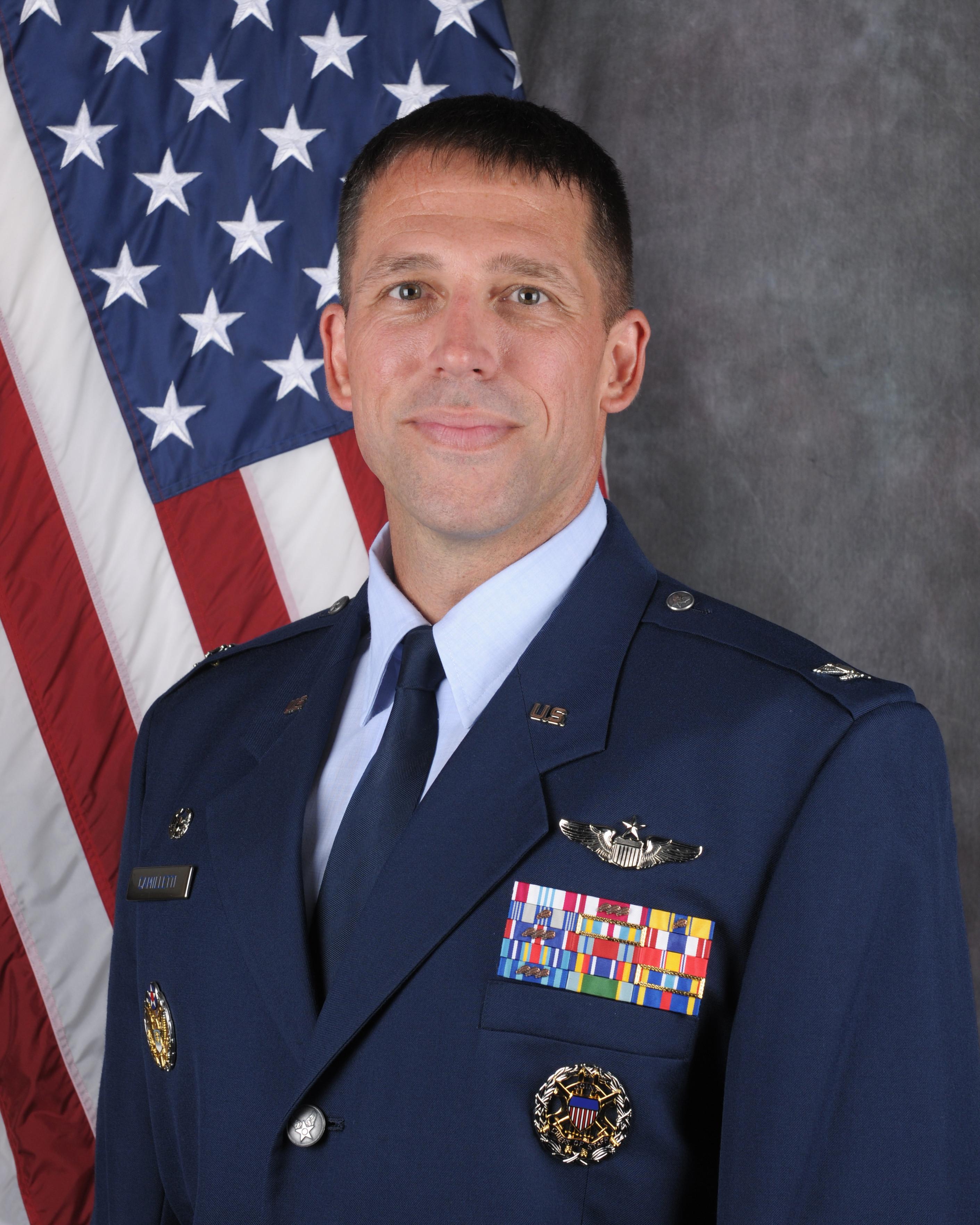 Col. Jason A. Camilletti