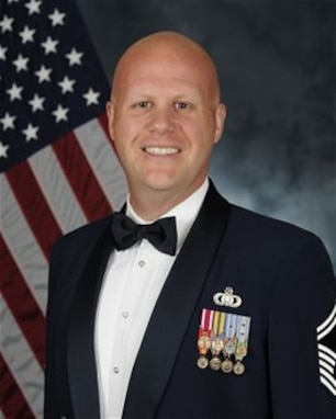 Senior Master Sgt. Ryan Carson is the new Superintendent of the Singing Sergeants. Photo by Master Sgt. Grant Langford/released.