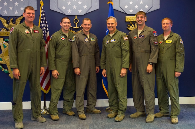 2017 Air Force Fighter Awards Ceremony