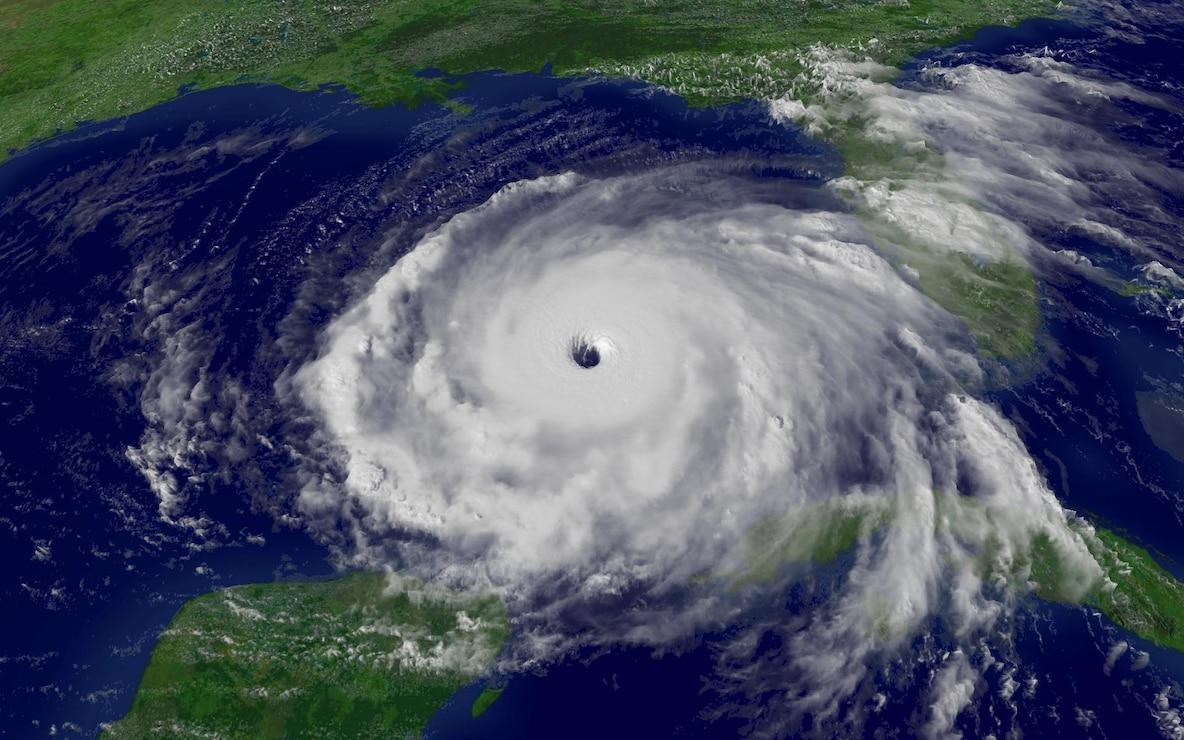 Hurricane Rita, 2017.