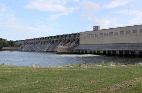 John H. Kerr Dam.