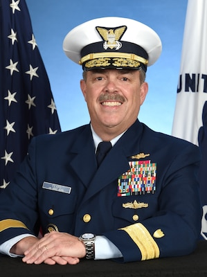 Photo of Rear Admiral Douglas M. Fears