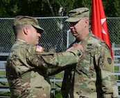 409th Contracting Support Brigade Change of Command Ceremony