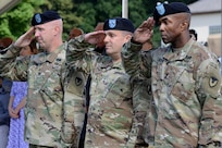 409th Contracting Support Brigade Change of Command