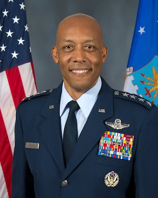 GENERAL CHARLES Q. BROWN JR.