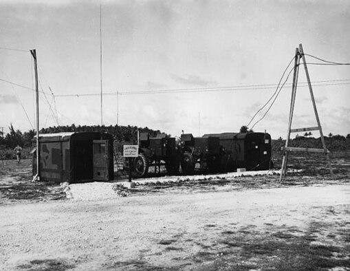 AN/GRC-26 Radio van