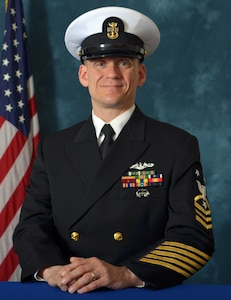Command Master Chief Scott A. Payfer
