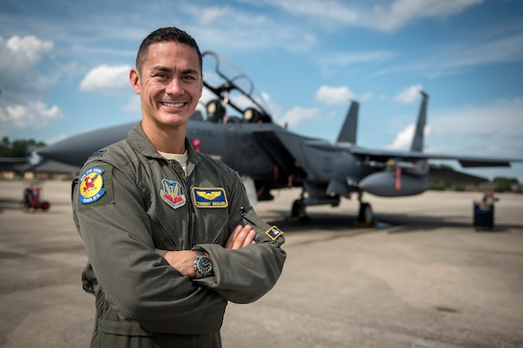 334th Eagle selected for Air Force's premier demo team