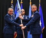 Col Smith accepts command of DLA Aviation at Ogden