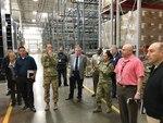 DLA Distribution supports Army LRC initiatives