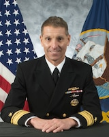 Rear Admiral Richard A. Correll