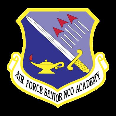 Air Force Senior NCO Academy Shield