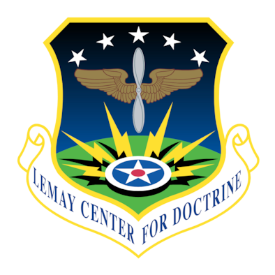 LeMay Center for Doctrine Unit Emblem