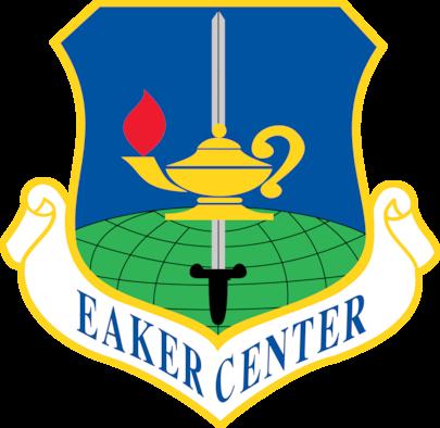 Eaker Center Unit Emblem