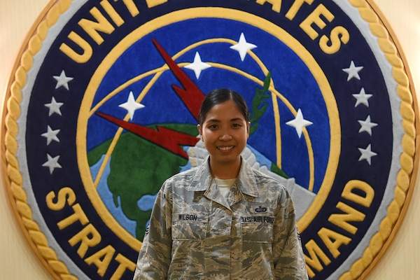 U.S. Air Force Tech. Sgt. Rochelle Wilson is selected as the Enlisted Corps Spotlight for August.