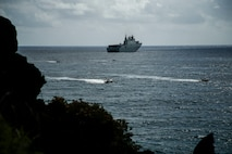 RIMPAC participants conduct Amphibious Landing Demonstration