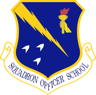 Squadron Officer School Unit Emblem