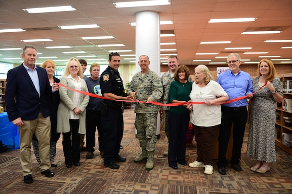 After over two years of renovations, the Holbrook Library held its grand reopening July 26, 2018.