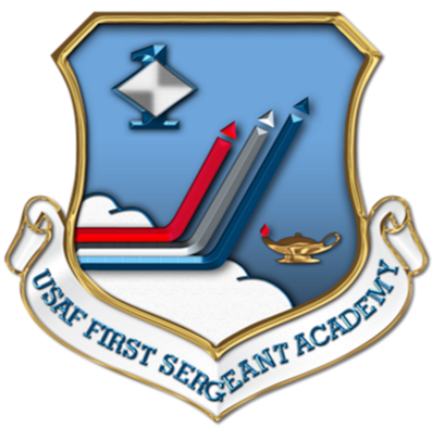 USAF First Sergeant Academy Emblem