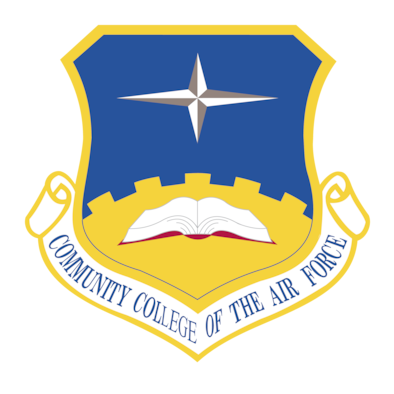 Community College of the Air Force (CCAF) emblem