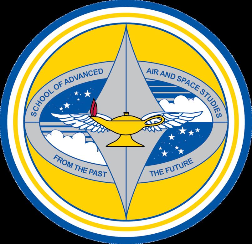 School of Advanced Air and Space Studies (SAASS) emblem