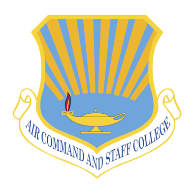 Air Command and Staff College unit emblem