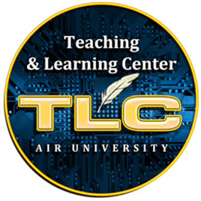 Air University Teaching and Learning Center logo